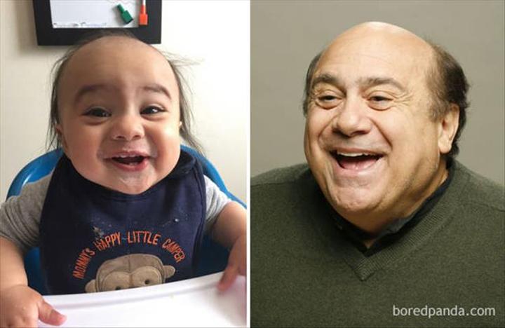 famosos y sus clones en versión bebé000074