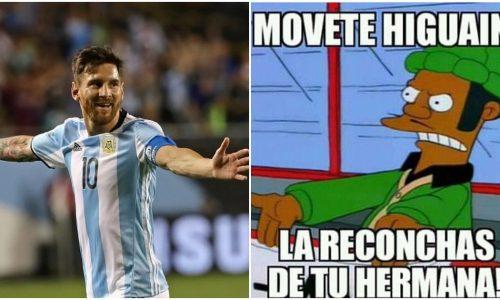 ¡Divertite con los mejores memes del partido Argentina – Chile!