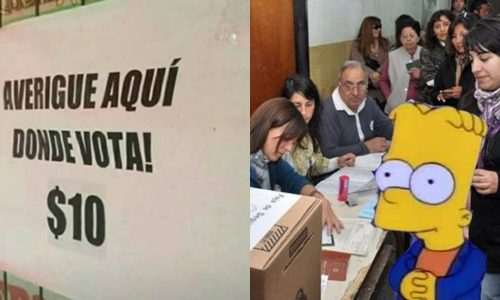 ¡Divertite con todos los memes que dejó las elecciones en Argentina!