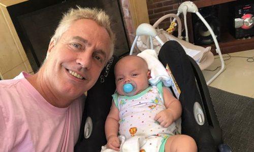 Ángel de Brito enfurecido con Marley por una actitud que tuvo con su hijo