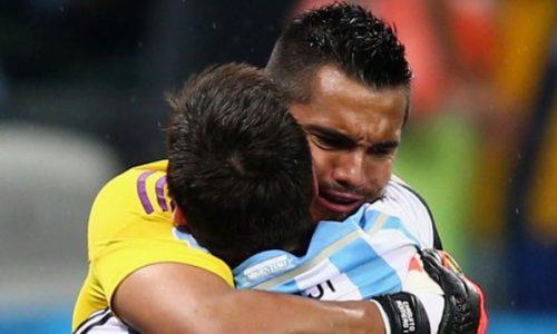 Sergio Romero se queda sorpresivamente fuera del Mundial