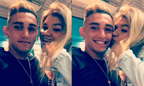 Tras las amenazas de Jorge Rial, el novio de Morena hizo su descargo