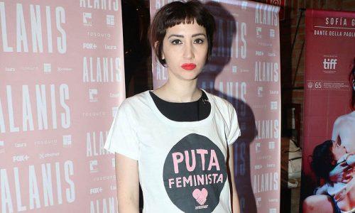 Sofía Gala subió una historia a Instagram y después se arrepintió