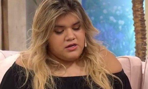 Morena Rial se reconcilió con su ex novio