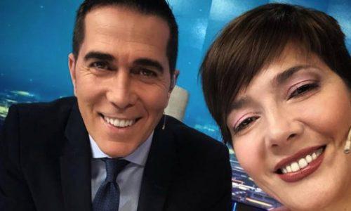 Cristina Pérez y Rodolfo Barili ¿el inicio de un nuevo amor?