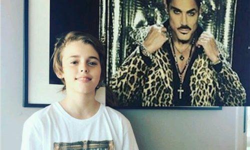 El hijo de Ricardo Fort le regaló 500 dólares a famoso youtuber para que juegue Fortnite con él