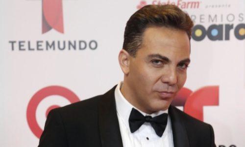 Cristian Castro contó que le gusta tomar leche en mamadera y explicó el motivo