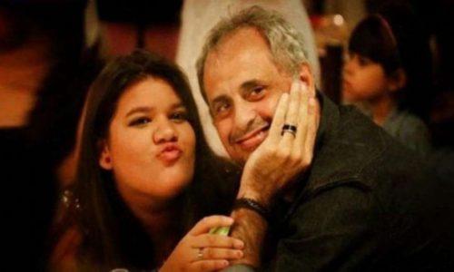 Jorge Rial se reconcilió con Morena y pudo conocer a su nieto