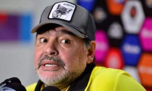 """""""Los 10 del Diez"""": este es el nuevo hijo de Maradona"""