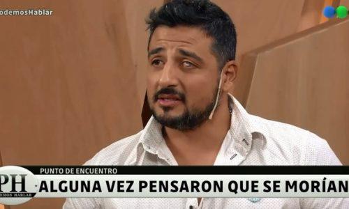 El accidente doméstico que dejó ciego a un ex Chiquititas
