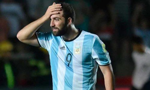 La extraña publicación del Pipa Higuaín en su Instagram a horas del debut de la selección