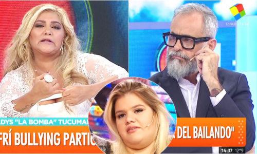 """Gladys denuncia que le hacen bullying por gorda: me dicen """"sos la mamá de Morena Rial"""""""