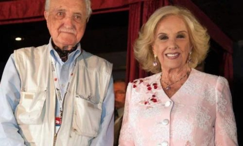 Dolor por la muerte del hermano mayor de Mirtha Legrand