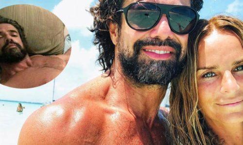 Las nuevas fotos y video de Luciano Castro que se filtraron
