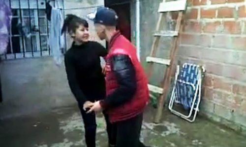 Esta pareja de baile te dejará con la boca abierta