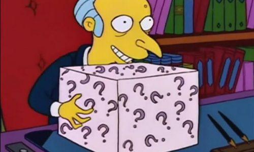 ¿Querés Saber Qué Contenía La Misteriosa Caja Del Señor Burns?