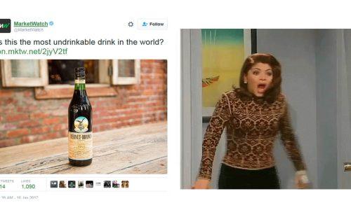 """Un medio internacional calificó al Fernet Branca como """"intomable"""" ¡Y los argentinos salieron en su defensa!"""