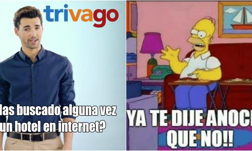¡Los memes más divertidos sobre la publicidad de Trivago!